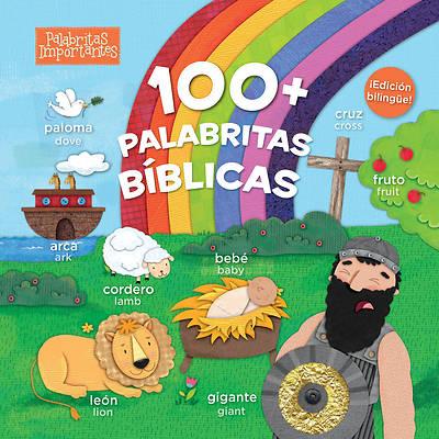 Picture of 100+ Palabritas Bíblicas (Edición Bilingüe)