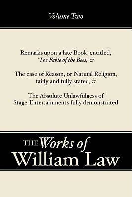 Picture of Remarks Upon 'The Fable of the Bees'; The Case of Reason; The Absolute Unlawfulness of the Stage-Entertainment