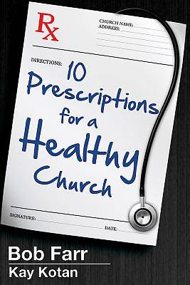 Picture of 10 Prescriptions for a Healthy Church - eBook [ePub]