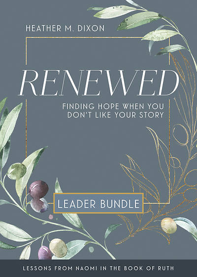 Picture of Renewed - Women's Bible Study Leader Bundle