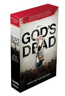 Gods Not Dead Adult DVD-Based Study
