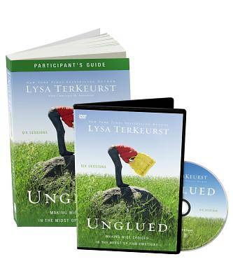 Unglued Participants Guide with DVD