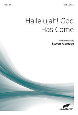 Picture of Hallelujah! God Has Come
