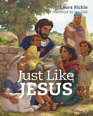 Picture of Just Like Jesus
