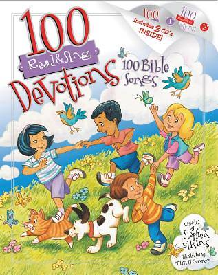 Picture of 100 Devotions, 100 Bible Songs