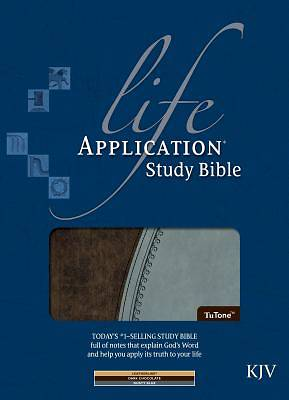 Life Application Study Bible KJV, Tutone