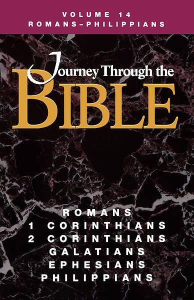 Journey Through the Bible Volume 14: Romans - Philippians Student Book
