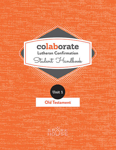 Picture of Colaborate Lutheran Confirmation Student Handbook Old Testament