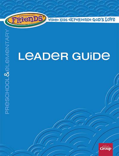 Picture of FaithWeaver Friends Leader Guide Spring 2016
