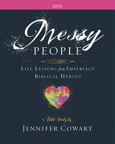 Picture of Messy People - Women's Bible Study DVD