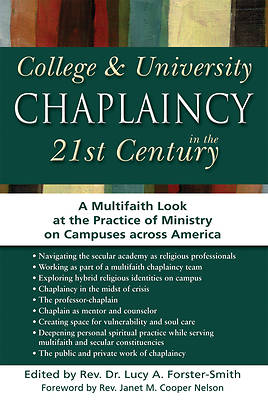 College & University Chaplaincy in the 21st Century