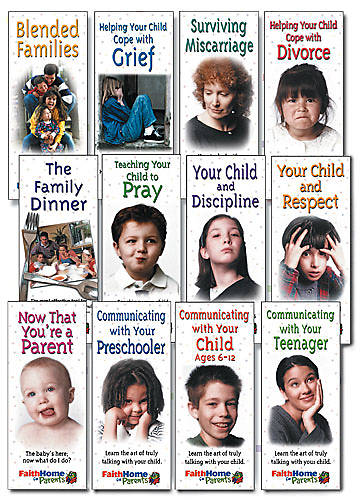 Picture of FaithHome for Parents Starter Set with Displayer