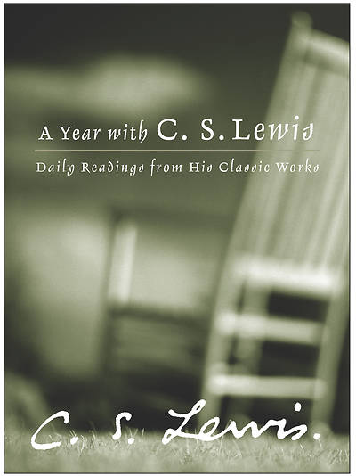 Picture of A Year with C.S. Lewis