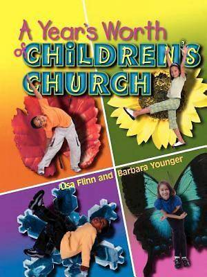 Picture of A Year's Worth of Children's Church
