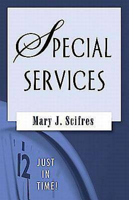 Just in Time! Special Services - eBook [ePub]