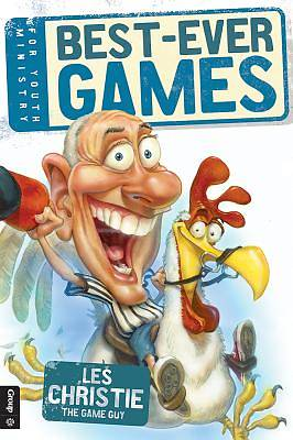 Picture of Best-Ever Games for Youth Ministry