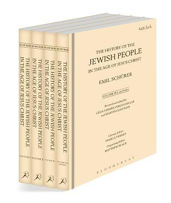 A History of the Jewish People in the Age of Jesus Christ