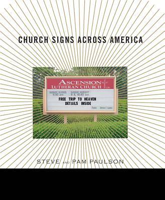 Church Signs Across America