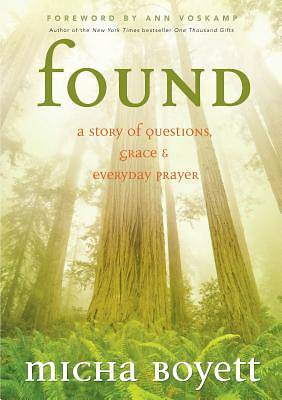 Found [ePub Ebook]