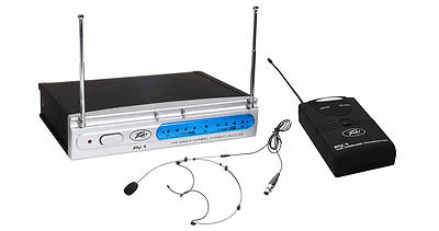 PV-1 V1 Headset Wireless Mic System