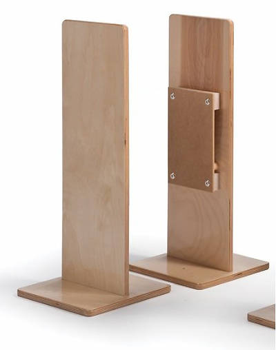 Picture of Room Divider Straight Post