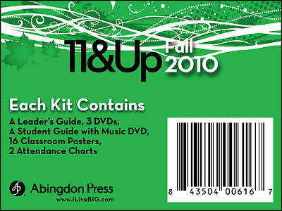 Picture of Live B.I.G. Ages 11 & Up DVD Kit Fall 2010