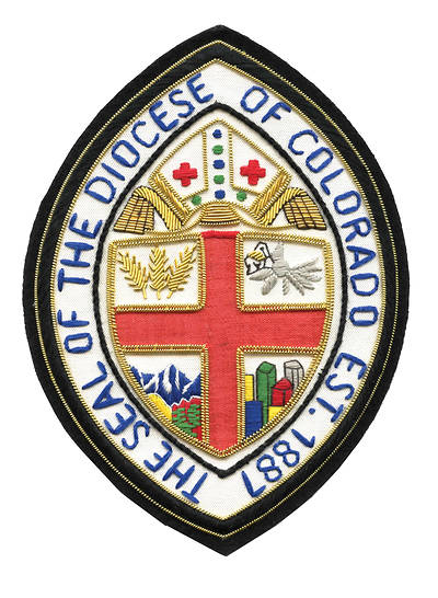 SEAL-DIOCESE OF COLORADO