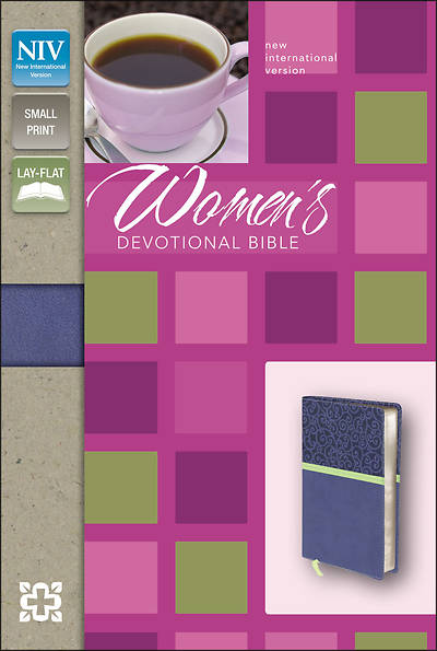NIV Womens Devotional Bible, Compact