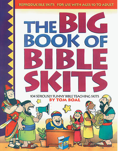 The Big Book of Bible Skits