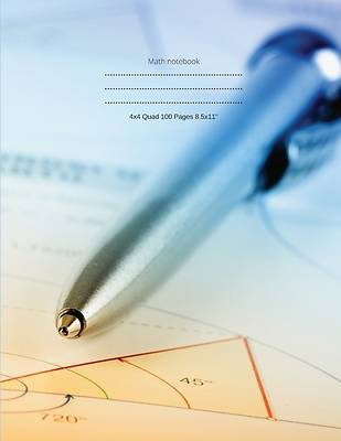Picture of Math notebook