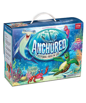 Picture of Vacation Bible School (VBS) 2020 Weekend Anchored Starter Kit