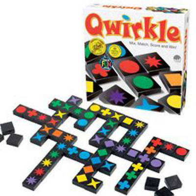 Picture of Qwirkle Game