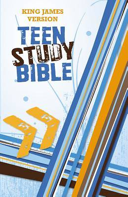 Picture of Teen Study Bible-KJV