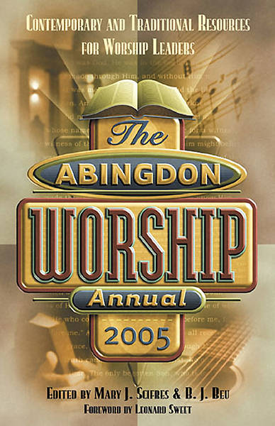 Abingdon Worship Annual 2005 - eBook [Adobe]