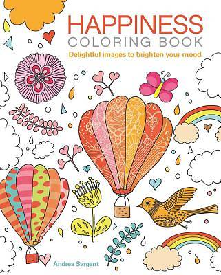 Picture of Happiness Coloring Book