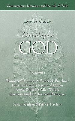 Listening for God Volume 1 Leader Guide
