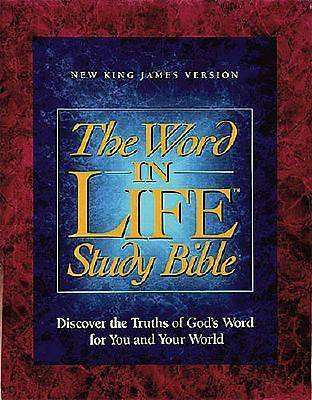 New Revised Standard Version New Testament Word in Life Study Paperback