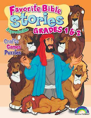 Bible Stories Activities-Grades 1 & 2