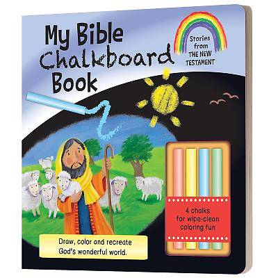 My Bible Chalkboard Bk