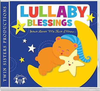 Lullaby Blessings CD