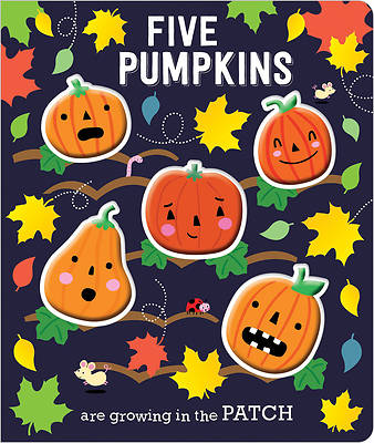 Picture of Board Book Five Little Pumpkins