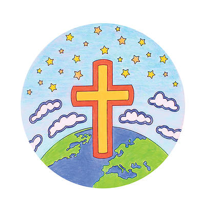 Jesus Reigns Flyer (Craft, Pack of 12) - VBS 2019