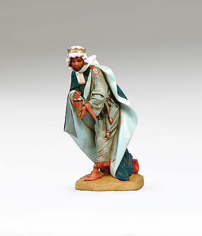 "Picture of Fontanini Nativity - 27"" Scale - Standing King Balthazar"