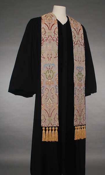 Picture of Coronation Tapestry 70 Series White Stole