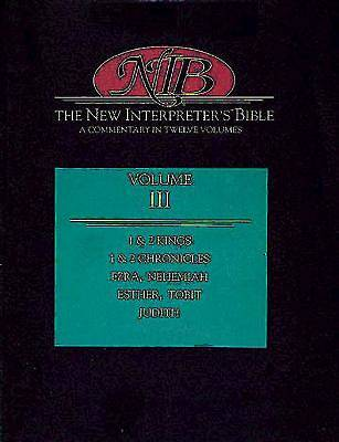 New Interpreters Bible Volume III