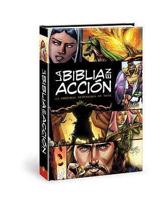 Picture of La Biblia En Accion