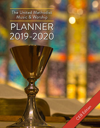 Picture of The United Methodist Music & Worship Planner 2019-2020 CEB Edition - eBook [ePub]