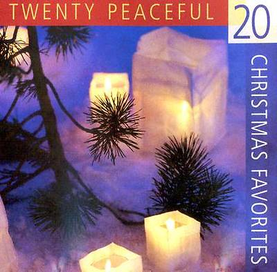Picture of 20 Peaceful Christmas Favorites