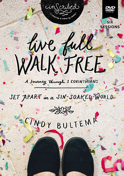 Picture of Live Full Walk Free: A DVD Study