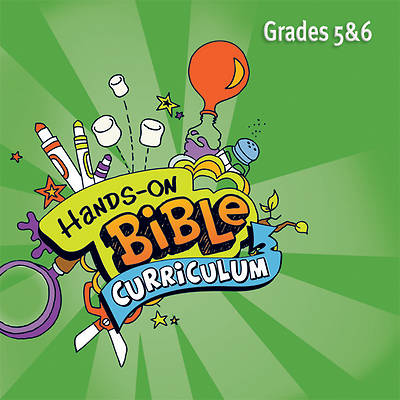 Group Hands-On Bible Curriculum Grades 5 & 6 CD: Spring 2013